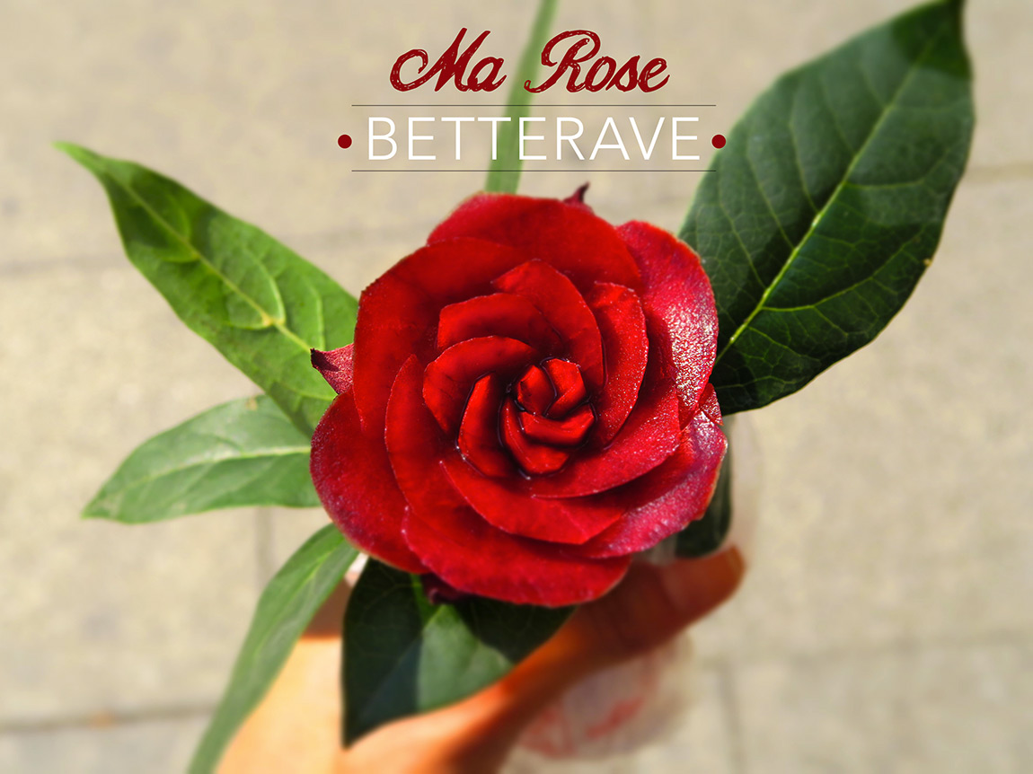 rose-betterave